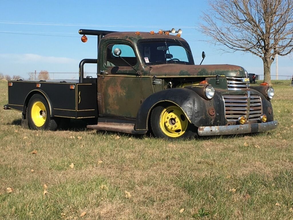 1941 Gmc Hot Rod Truck For Sale Avalanche Trailer Wiring Harness
