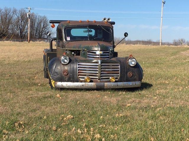 1941 Gmc  U201chot Rod U201d Truck For Sale