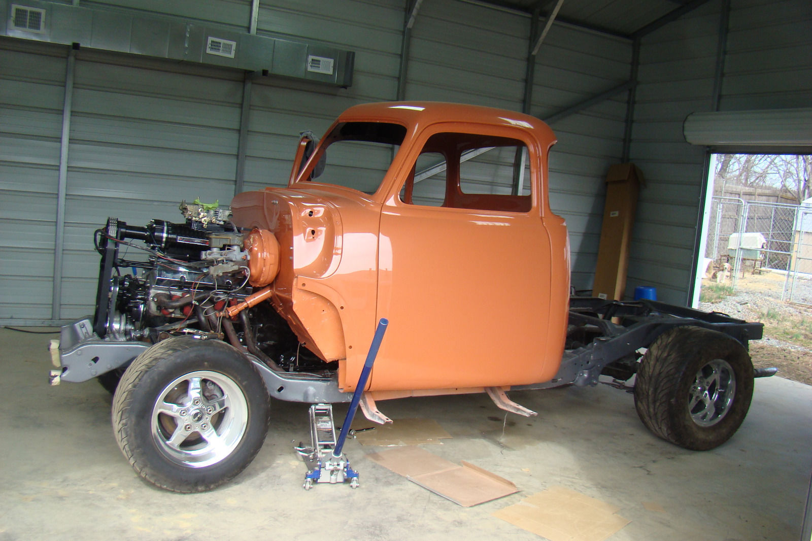 1949 chevy 5 window pick up on a s 10 frame for sale for 1949 five window chevy truck for sale