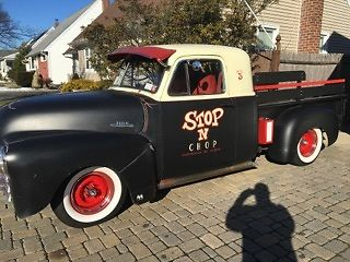 1951 CHEVY RAT ROD PICK UP for sale