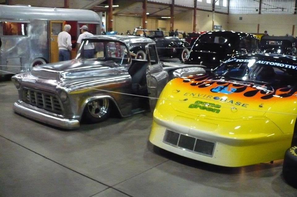 1956 Chevy Swb Pick Full Custom Project Bagged For Sale