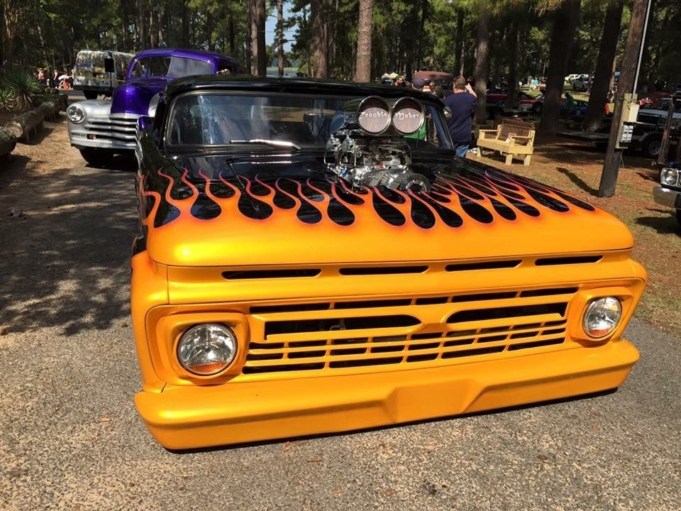Ford Ranchero For Sale >> 1964 Ford F100 Blown Chopped Pro Street Rod for sale