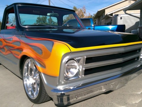 1969 Chevrolet C-10 pickup for sale