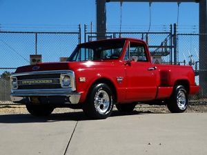 1970 Chevrolet C10 Short Bed Step Side Restored for sale