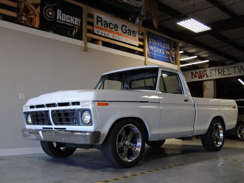 1977 Ford F-100 Custom Standard Cab Pickup 5.0L for sale