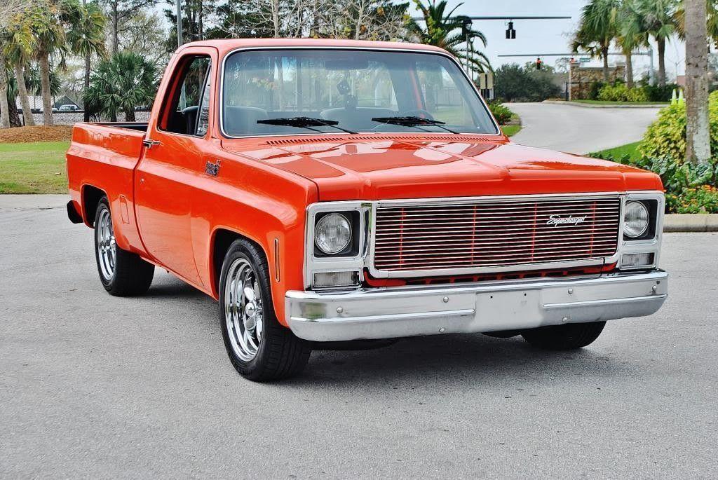 Chevy C X Short Bed Truck
