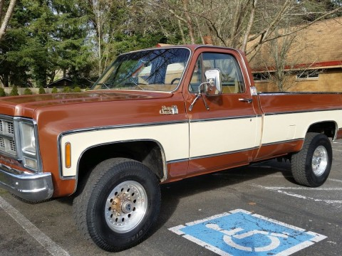 1979 GMC Sierra Classic 1 Ton 4×4 V8 for sale