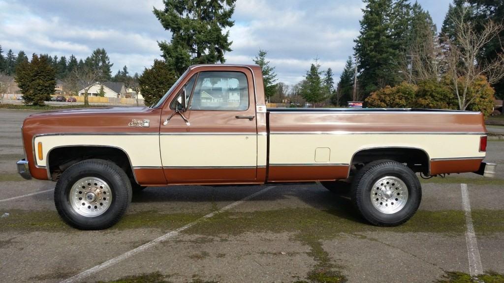 Vintage GMC Truck eBay