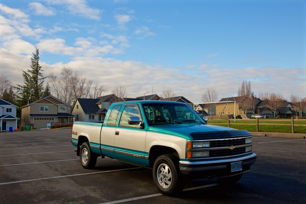 1993 chevy silverado k2500 extcab 4x4 shortbed for sale. Black Bedroom Furniture Sets. Home Design Ideas