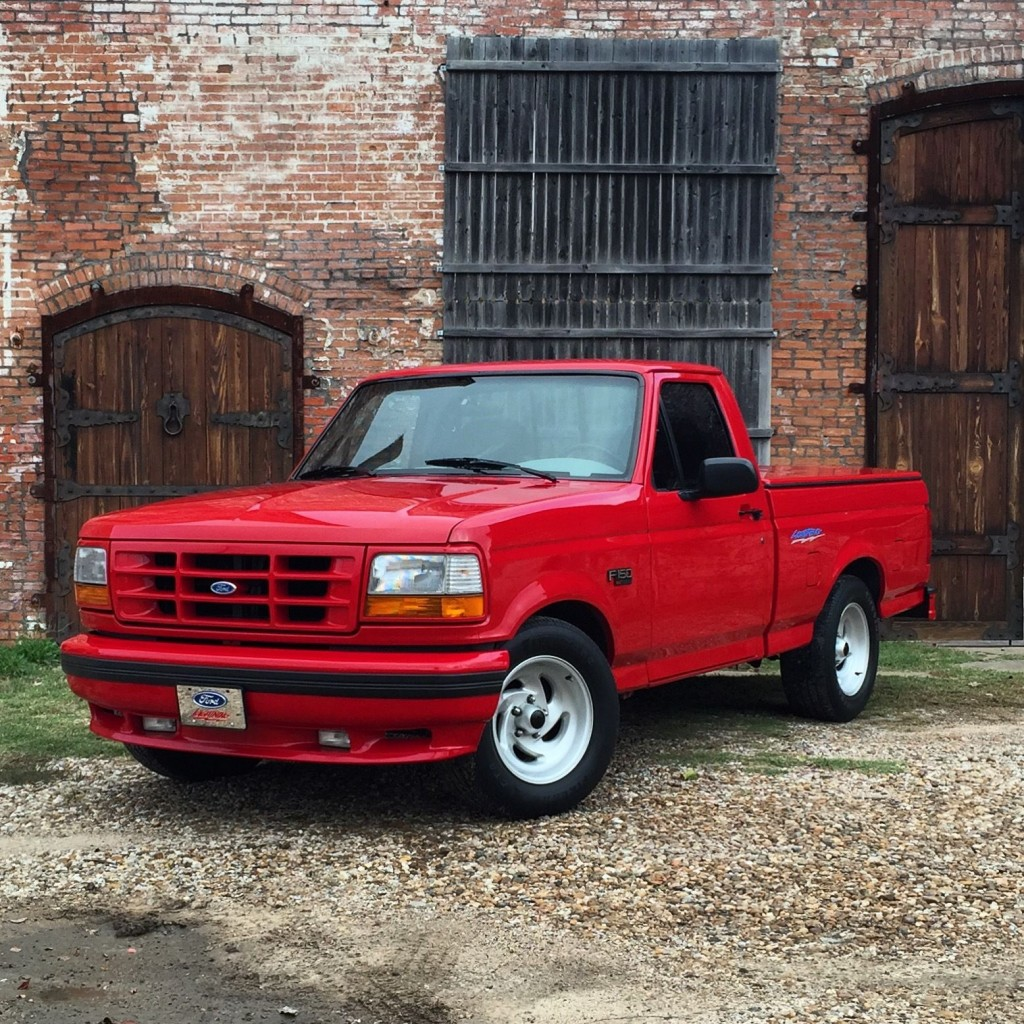 1993 ford f 150 lightnig svt for sale. Black Bedroom Furniture Sets. Home Design Ideas