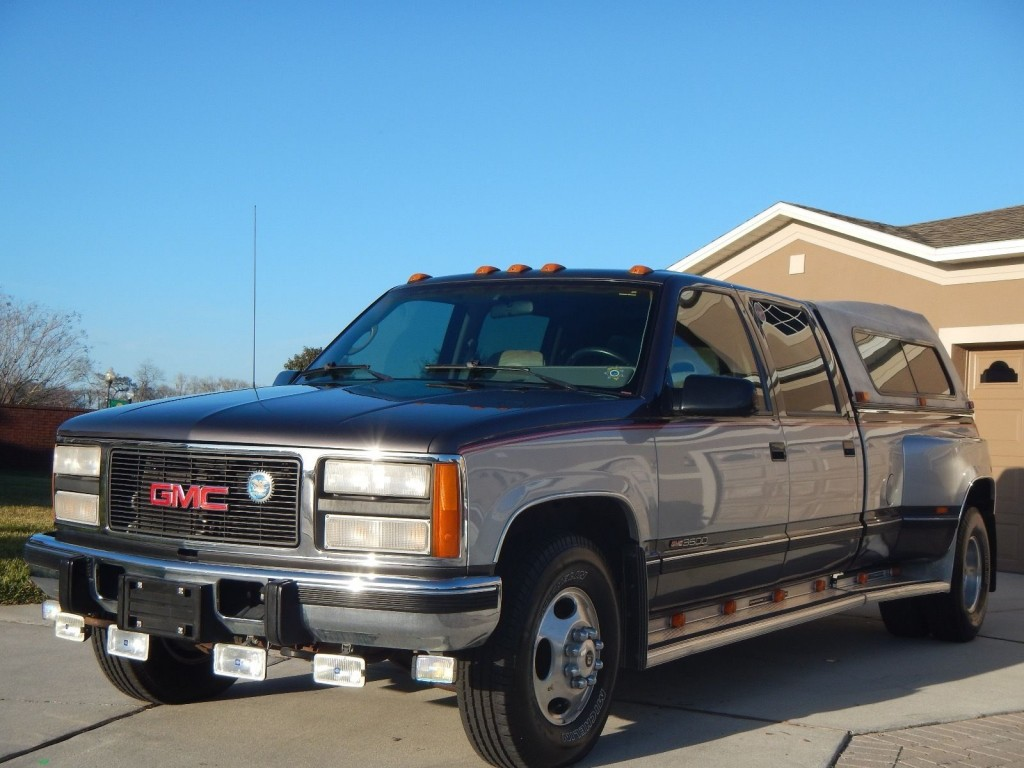 Service Manual How To Time A 1993 Gmc 3500 Club Coupe Cam