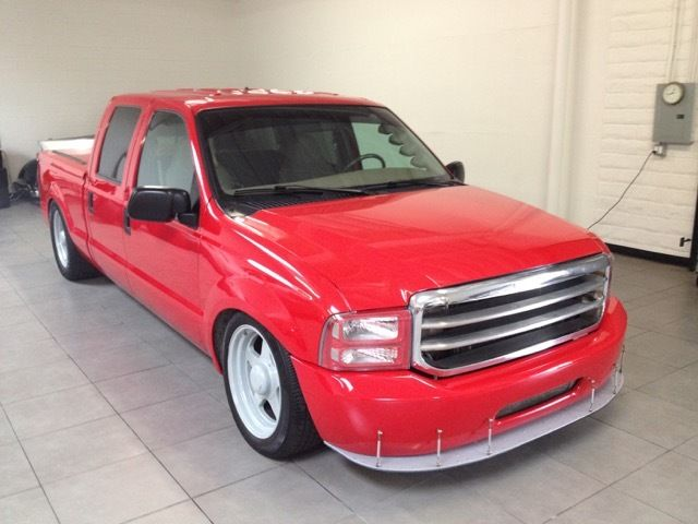 1999 Ford F 250 Supercharged V 10 Super Duty Lariat Extended Cab Pickup