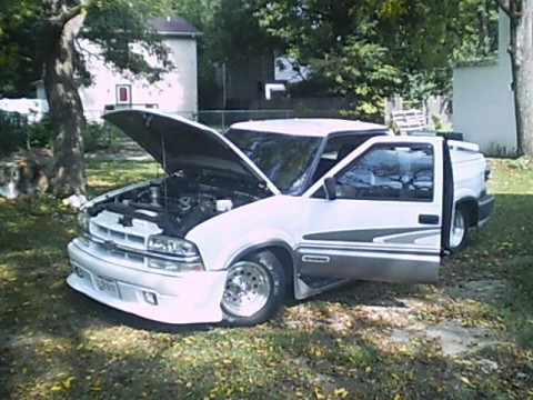 2000 Chevrolet S-10 Special Custom Edition for sale