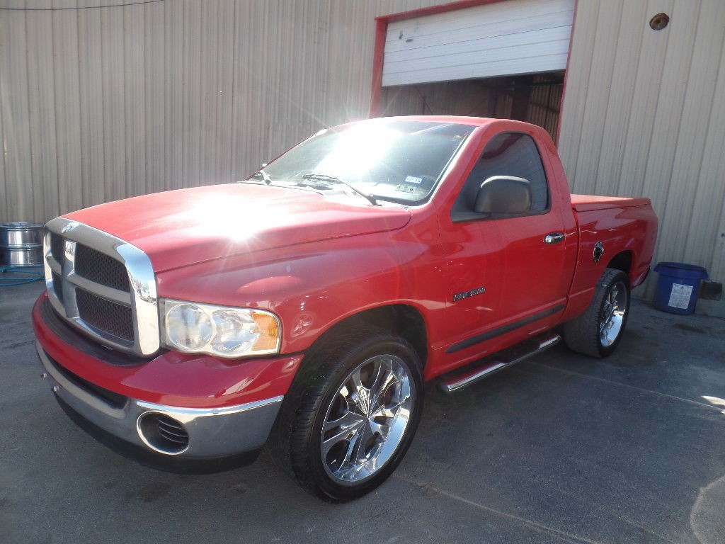 2002 Dodge Ram 1500 SLT Standard Cab Pickup for sale