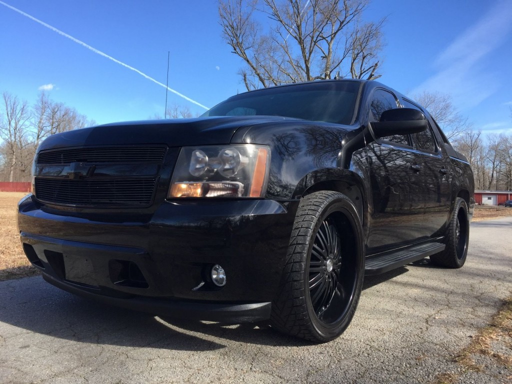 Chevy Kodiak Pickup >> 2007 Chevrolet Avalanche Custom for sale