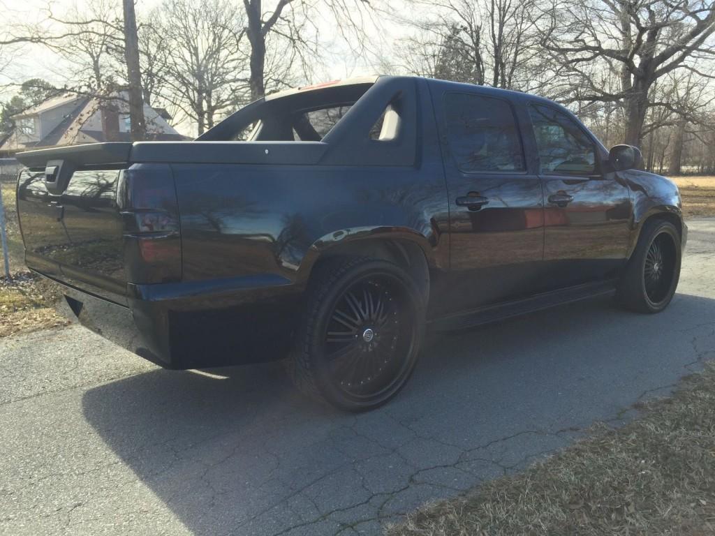 2007 Chevrolet Avalanche Custom For Sale