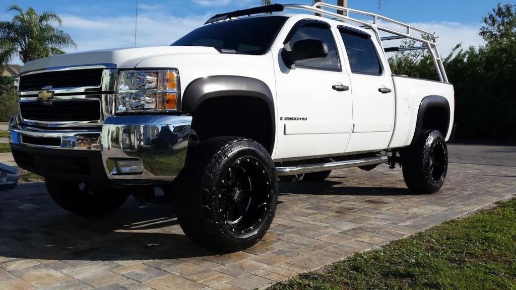 Diesel Trucks For Sale In Florida >> 2007 Chevrolet Silverado 2500 for sale