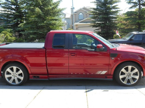 2007 Ford F-150 Saleen S331 Supercharged Sport Truck for sale