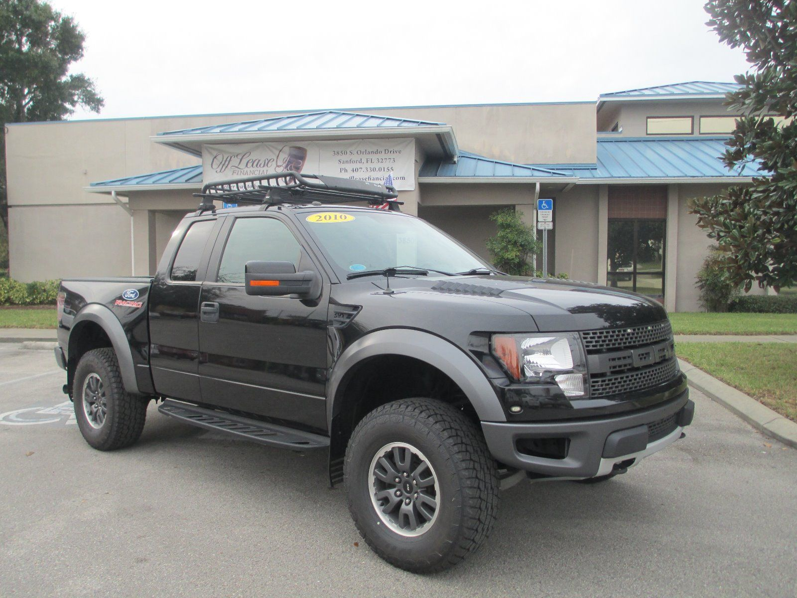 2010 ford f 150 svt raptor 4 4 supercab styleside for sale. Black Bedroom Furniture Sets. Home Design Ideas