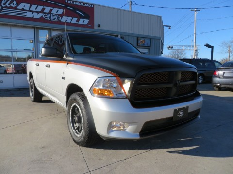 2012 Dodge Ram 1500 Quad Cab Harley Edition for sale