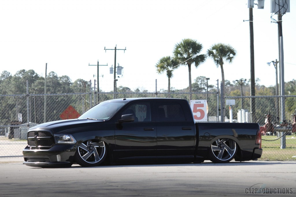 Bucket Trucks For Sale In Florida >> 2014 Ram 1500 Bagged for sale