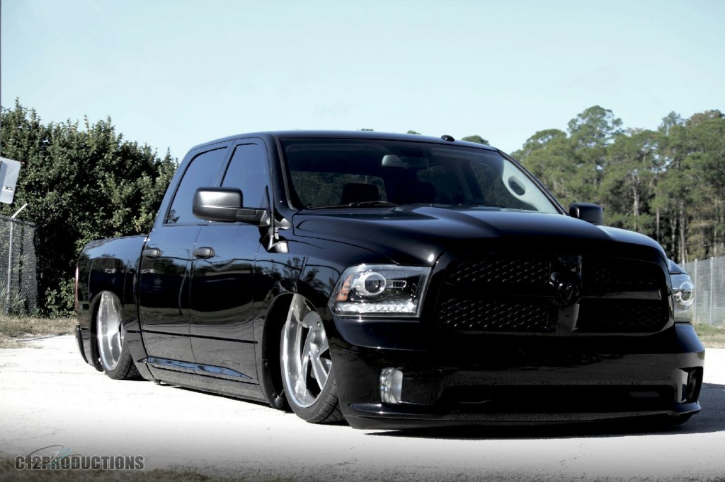 2014 Ram 1500 Bagged for sale