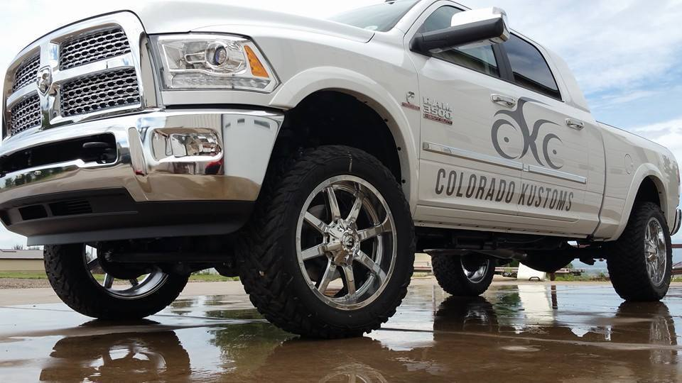 2015 Ram 3500 Laramie Mega Cab Pickup 4 Door 6.7 Diesel ...