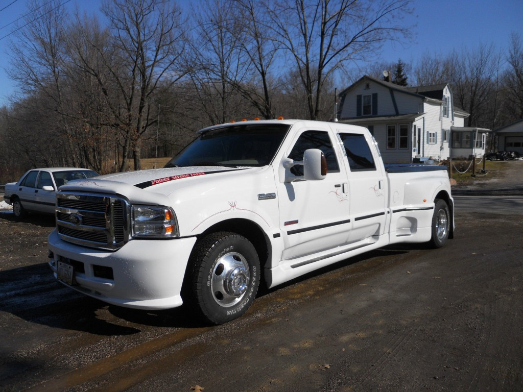 Custom Eclispe 2005 Ford F350