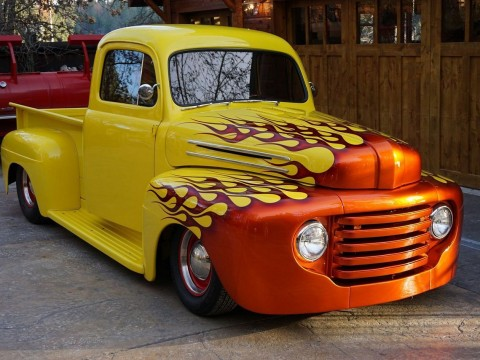 1948 Ford F100 Truck Hot Rod Custom for sale