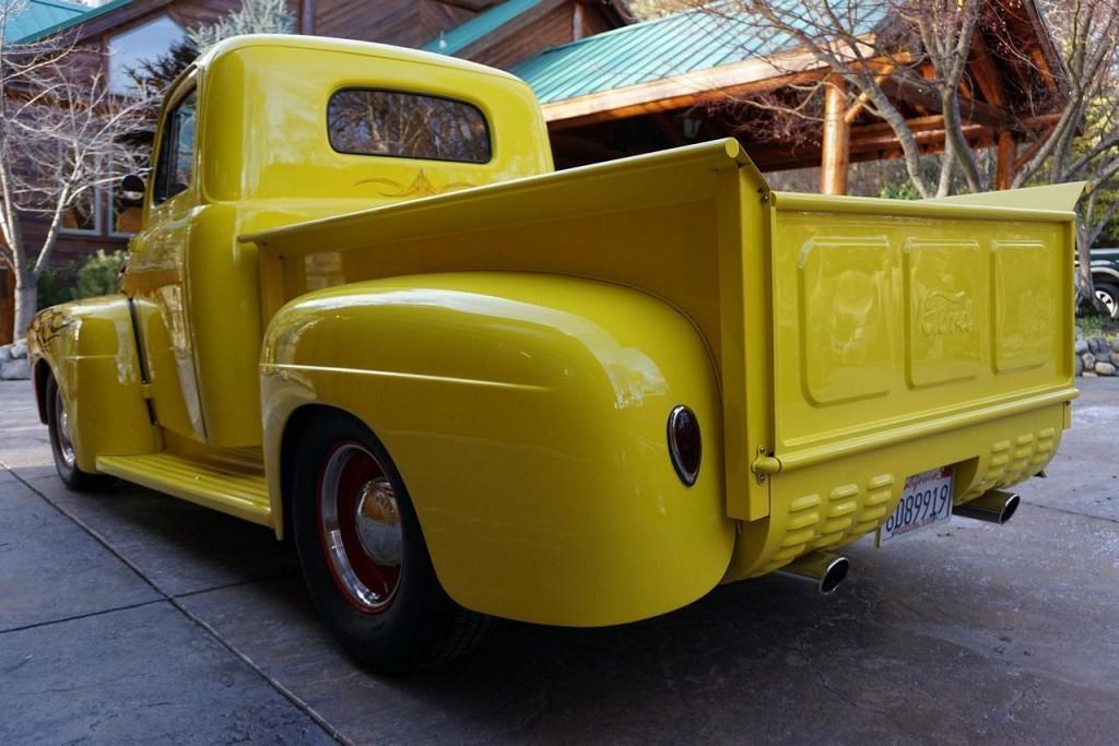 1948 ford f100 truck hot rod custom for sale. Black Bedroom Furniture Sets. Home Design Ideas