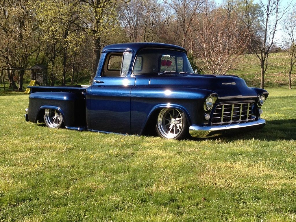 1957 Chevrolet 3100 1 2 Ton Pickup Truck For Sale