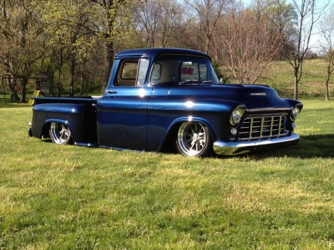 1957 Chevrolet 3100 1/2 ton Pickup truck for sale