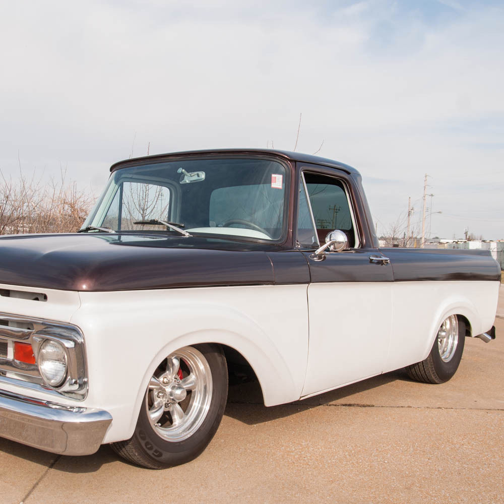 1961 Ford F 100 Short Bed Custom for sale