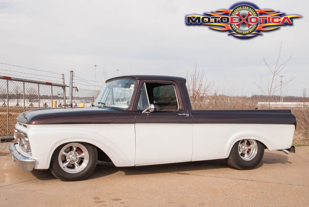 Trucks For Sale In Missouri >> 1961 Ford F 100 Short Bed Custom for sale