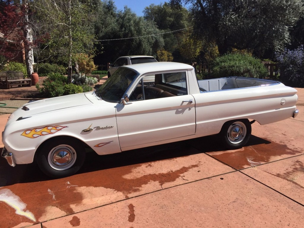 1963 Ford Falcon Rancheroon 1964 Ford Falcon Ranchero