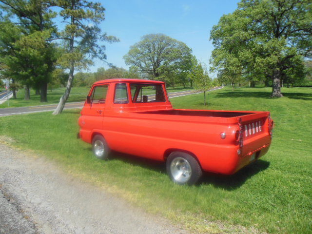 1965 Dodge A100 Custom Pickup For Sale