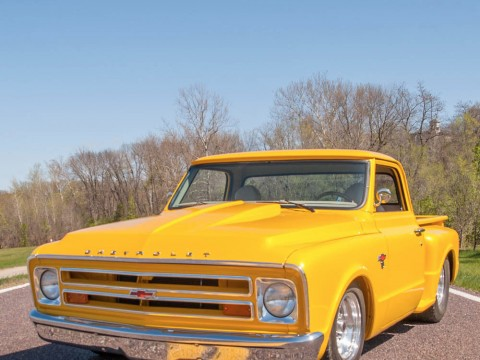 1969 Chevrolet C10 Show Truck, Pro Street for sale