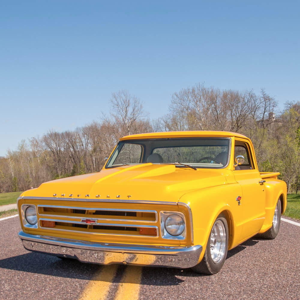 1969 Chevrolet C10 Show Truck Pro Street For Sale 1955 Ford F100 Tubbed