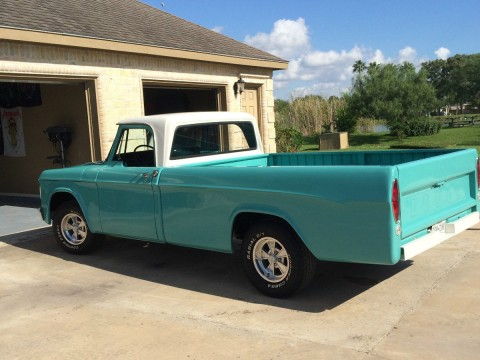 1969 Dodge D100 Custom for sale