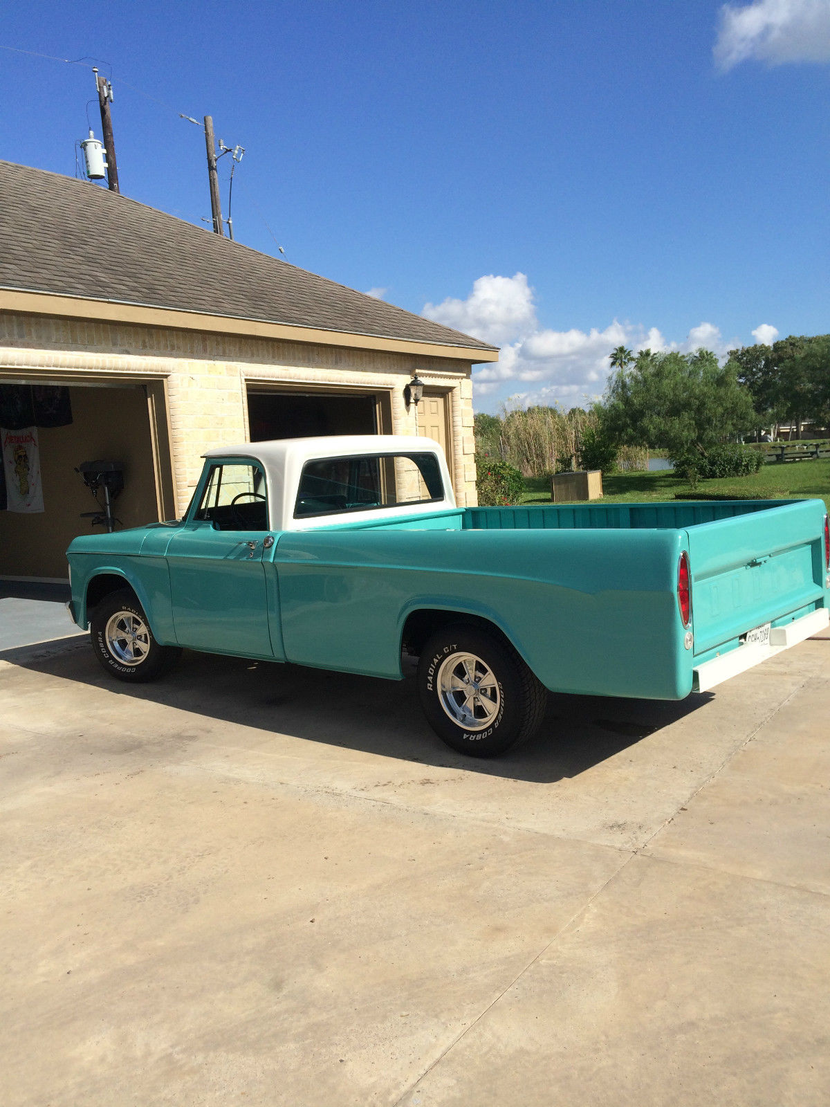1969 dodge d100 custom for sale. Black Bedroom Furniture Sets. Home Design Ideas