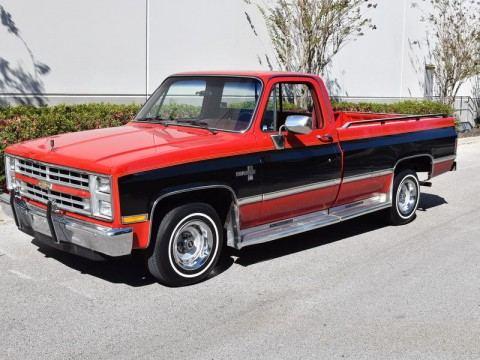 1985 Chevrolet C10 Silverado Pickup for sale
