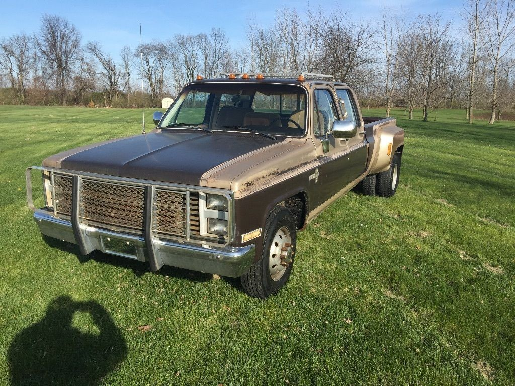 Chevy  Dually Truck Bed Sale
