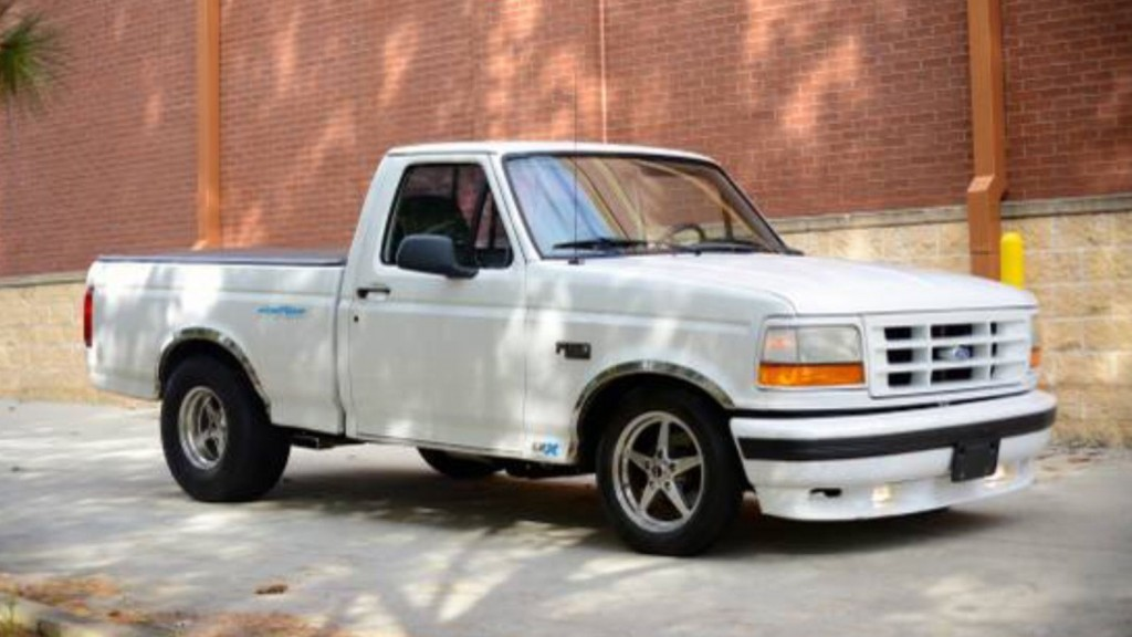 1994 Ford F150 Lightning Lsx Swapped For Sale