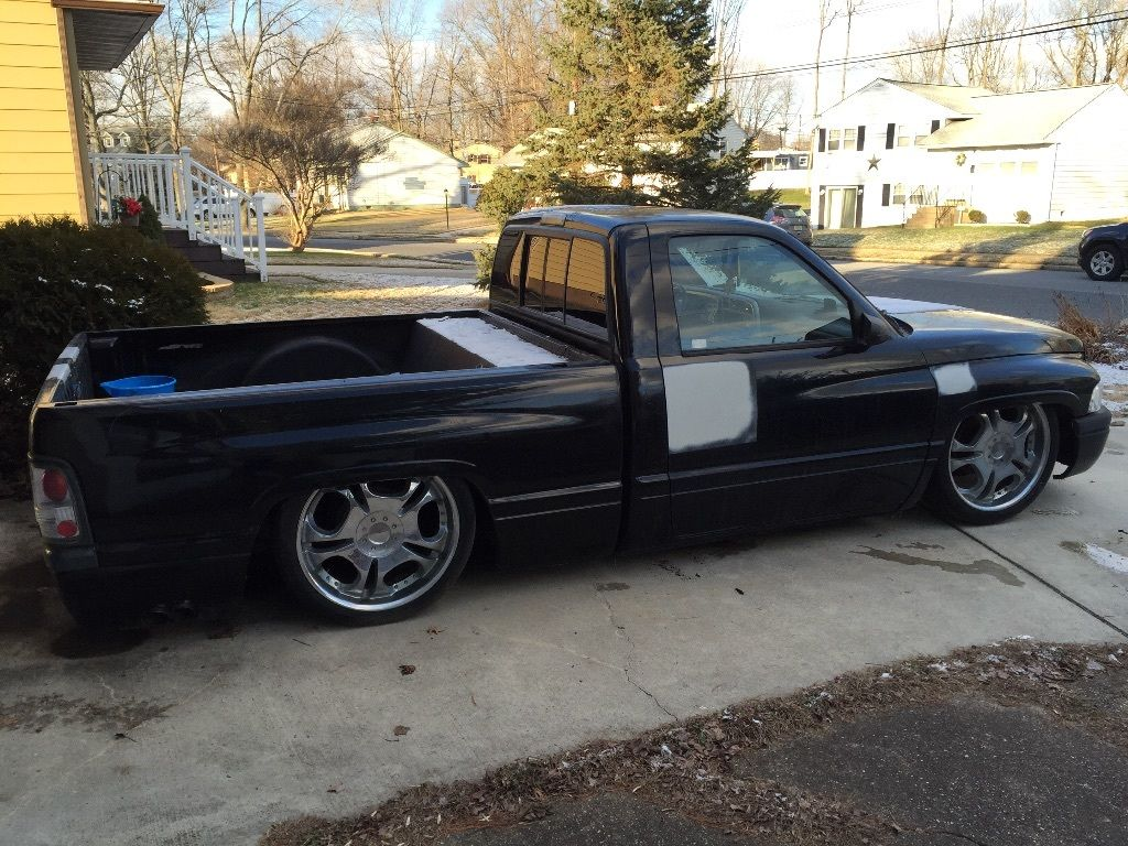 1997 dodge ram 1500 sst for sale. Black Bedroom Furniture Sets. Home Design Ideas