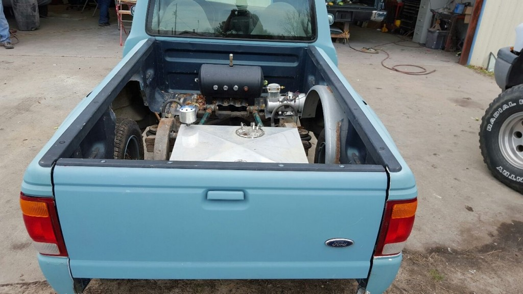 1998 Ford Ranger Mini Truck Low Rider Air Ride for sale