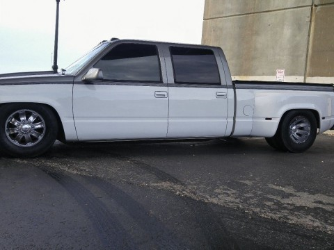 1999 Chevy Short Bed 2WD Dually for sale