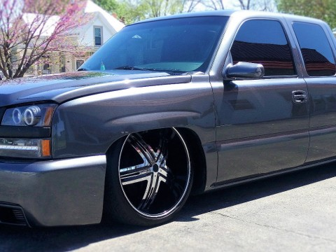 2001 Chevrolet Silverado 1500 Lowrider Show Truck for sale