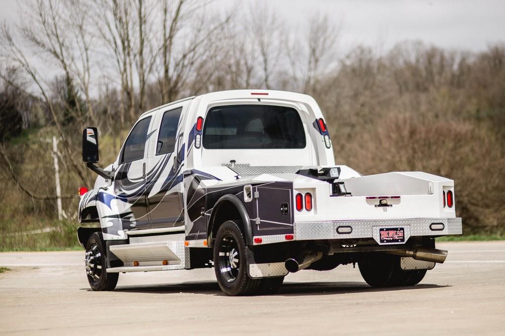 Topkick For Sale >> 2006 Chevy Topkick Kodiak 4×4 C4500 Truck for sale