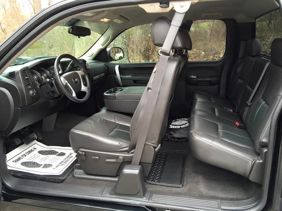 2011 Chevrolet Silverado 1500 LT Southern Comfort Edition