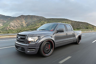 2013 tjin edition ford f150 sema project for sale. Black Bedroom Furniture Sets. Home Design Ideas